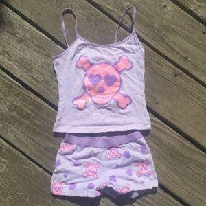 Kids 2 piece pajama set